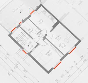 bygnings plan skal-sikring